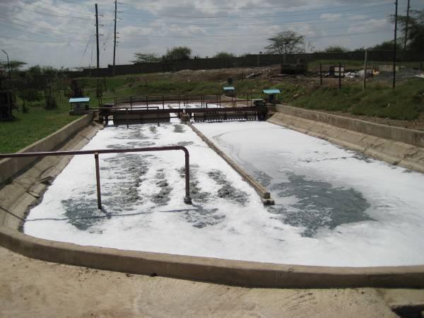 Processo depurativo acque reflue di conceria